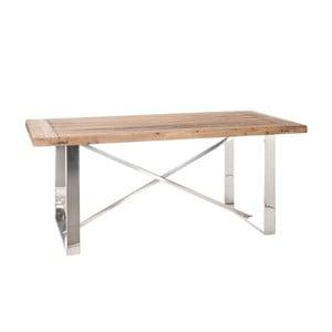 Jedálenský stôl Silvy, 180x90 cm