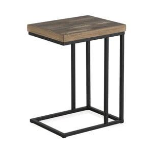 Odkladací stolík s doskou z brestového dreva Geese Lea