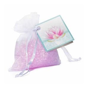 Vonné vrecúško z organzy s lotosovou vôňou Aromabotanical Frutos