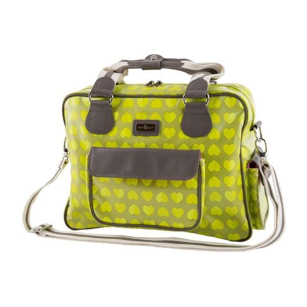 Prebaľovacia taška Beau&Elliot Lime