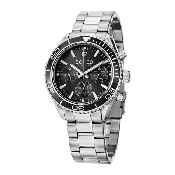 Pánske hodinky Yacht Race Black