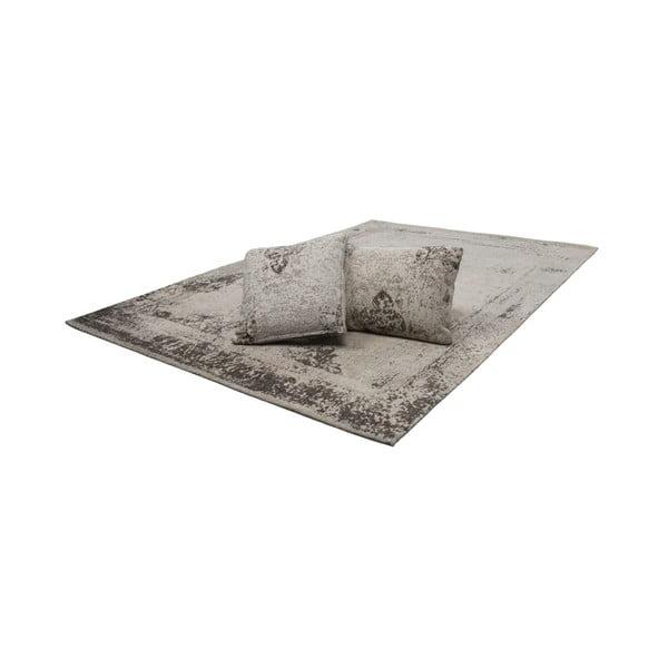 Vankúš Select Antracit, 45x45 cm