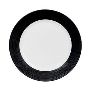 Tanier Stripes Dark Black, 21 cm