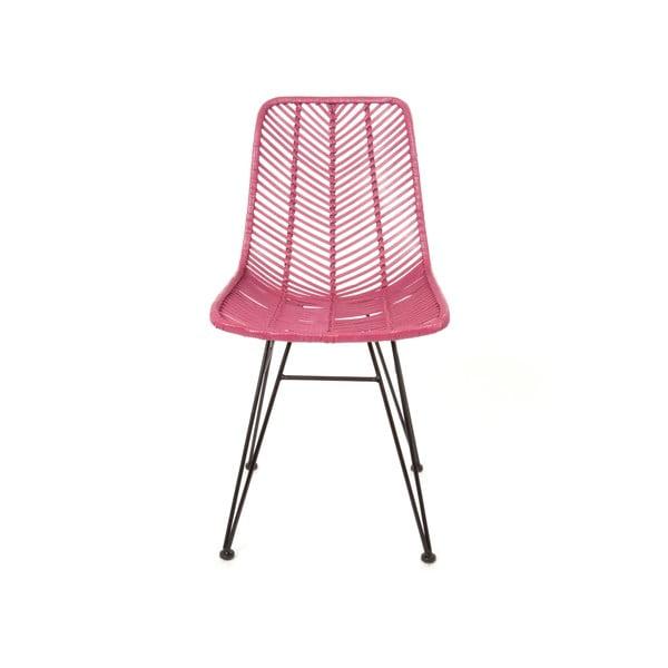 Stolička Cosy Pink