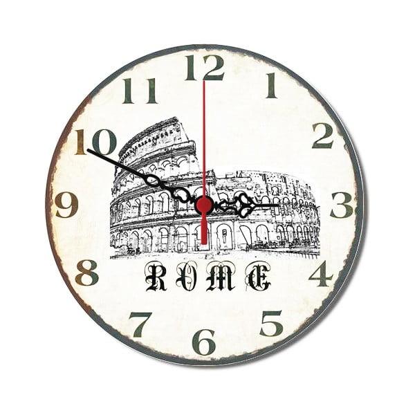 Nástenné hodina Rome, 30 cm