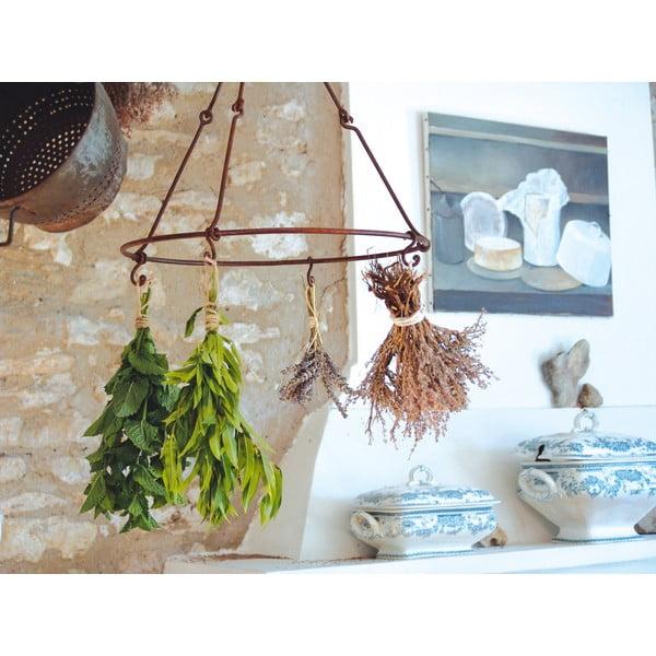 Držiak na sušenie byliniek Garden, 40 cm