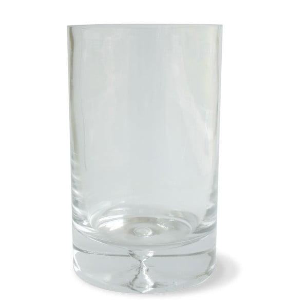 Váza Glass Vase, 11x18 cm