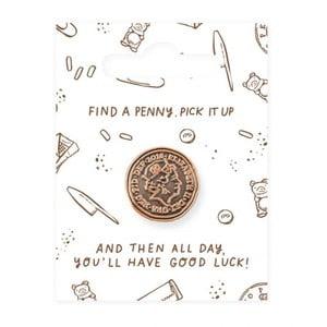 Smaltovaný odznak Ohh Deer Lucky Penny