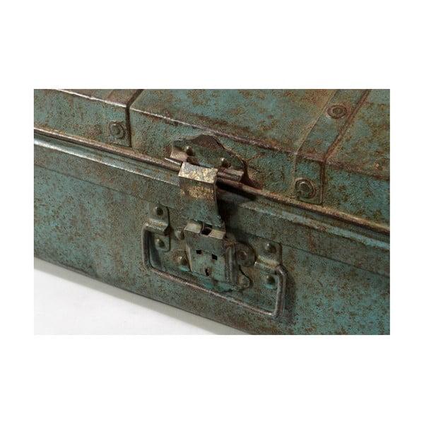 Kufor Orient 37x65 cm, modrý