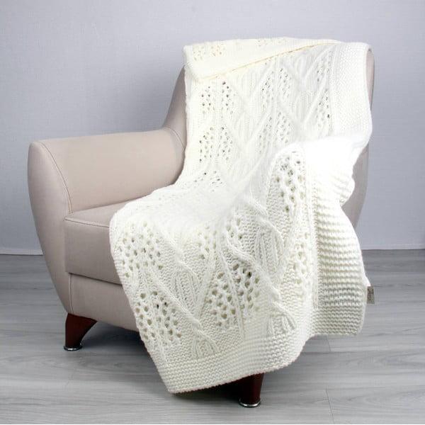 Svetlobéžová deka Tuti