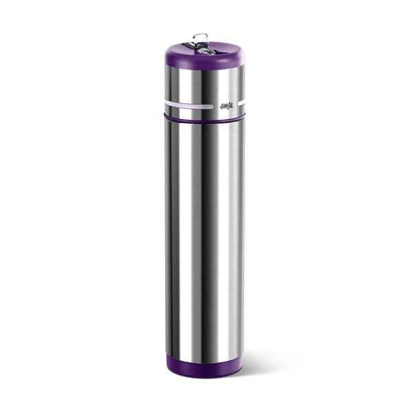 Termofľaša Mobility Blackberry/Light Violet, 750 ml