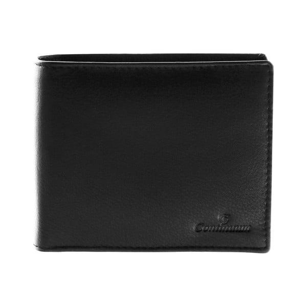 Kožená peňaženka Continuum 1518, jednoduché prešívanie