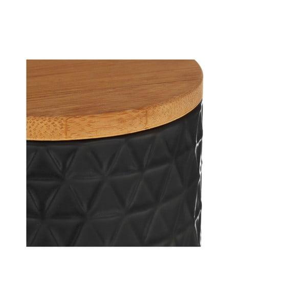Dóza Premier Housewares Black Tri