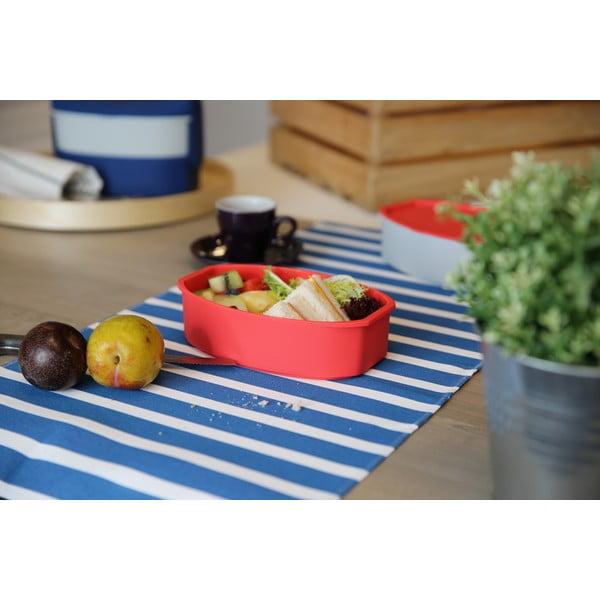 Desiatová krabička Bento G Lunch Lobster Blue