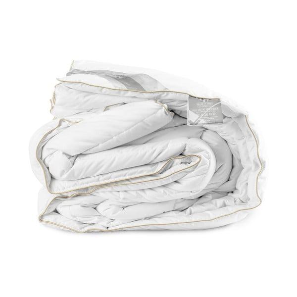 Paplón plnený husím perím Velvet, 240x220 cm