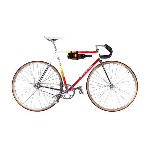 Držiak na fľašu vína na bicykel Fango Mud Green