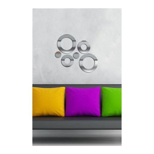 Dekoratívne zrkadlo Retro Circle