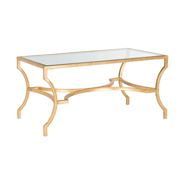 Kávový stolík Alphonse Gold