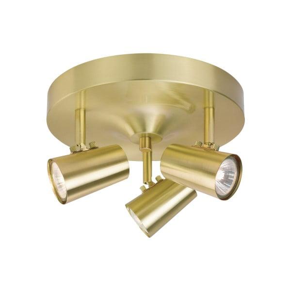 Závesné svetlo Aneta Pilot Trio Gold