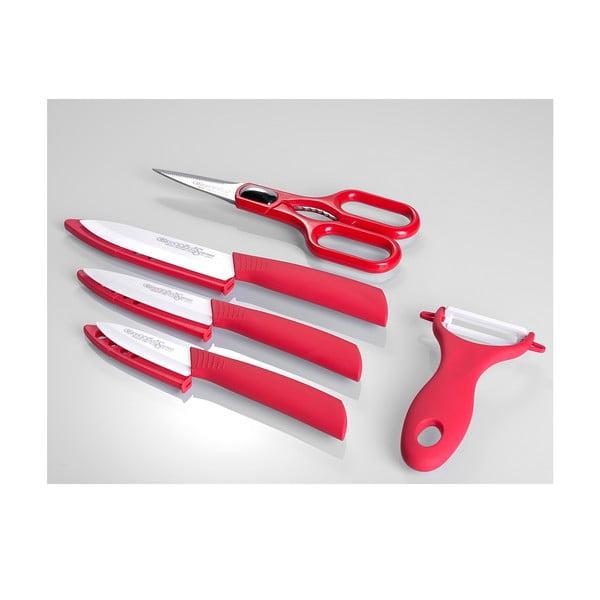 Sada nožov Quttin Rojo