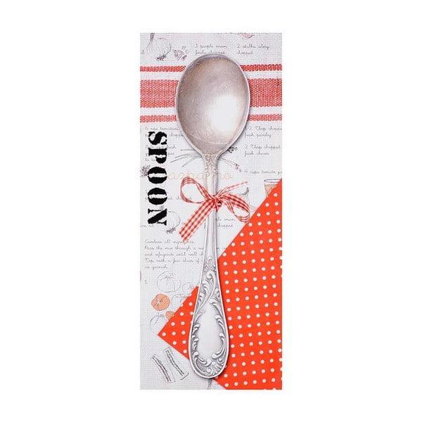 Obraz na plátne Spoon, 60x24 cm