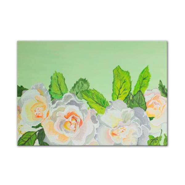 Obraz Rose Flowers I, 50x70 cm
