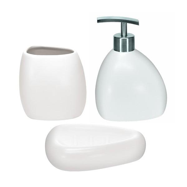 Kúpeľňový set Ethno White
