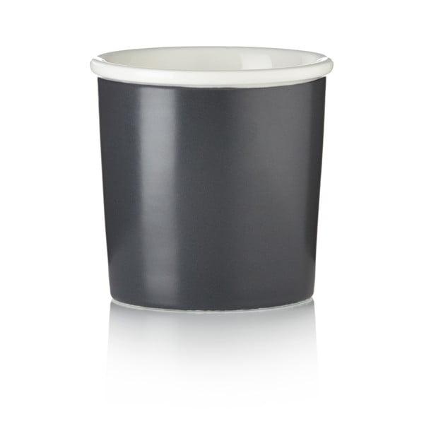 Šálka Barista 175 ml, čierna