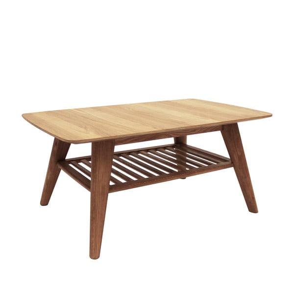 Konferenčný stolík Canett Maxima, tmavá doska