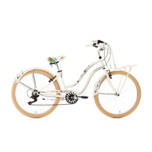 """Dámsky bicykel Beachcruiser Bellefleur Cargo, 26"""""""