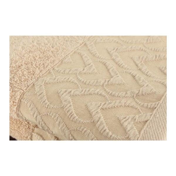 Sada 2 uterákov Kalp Brown, 50x90 cm