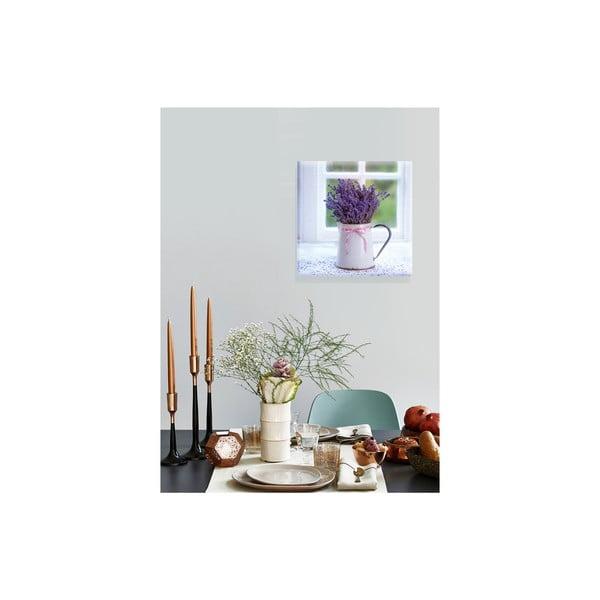 Obraz Lavender Mug, 30x30 cm
