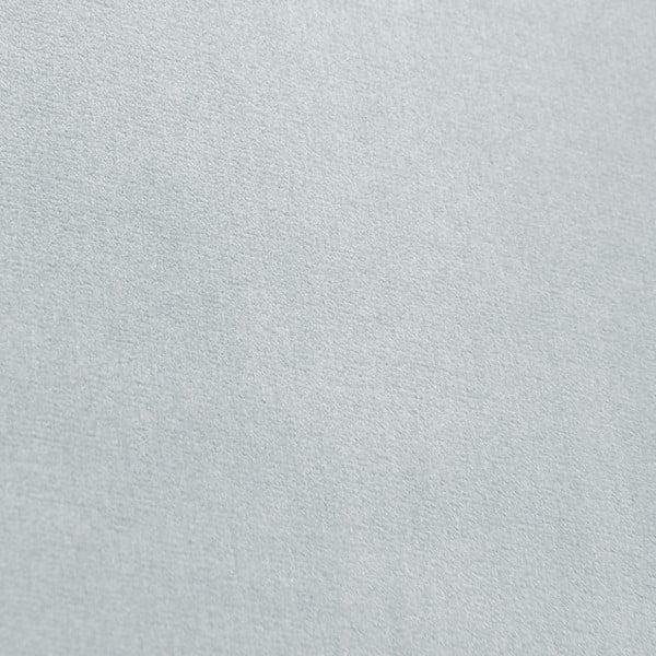 Modrosivá dvojmiestna pohovka Vivonita Chesterfield