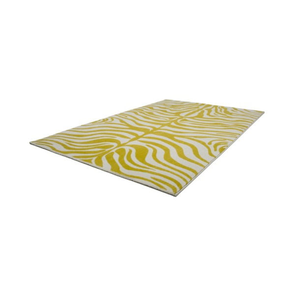 Koberec Kayoom Fusion 830 Yellow, 160 x 230 cm