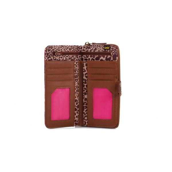 Peňaženka Lois Exotic, 18x9 cm