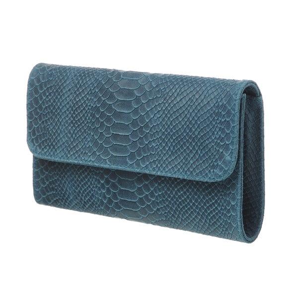 Kožená listová kabelka New Blue