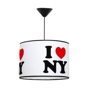 Závesné svietidlo Glimte New York