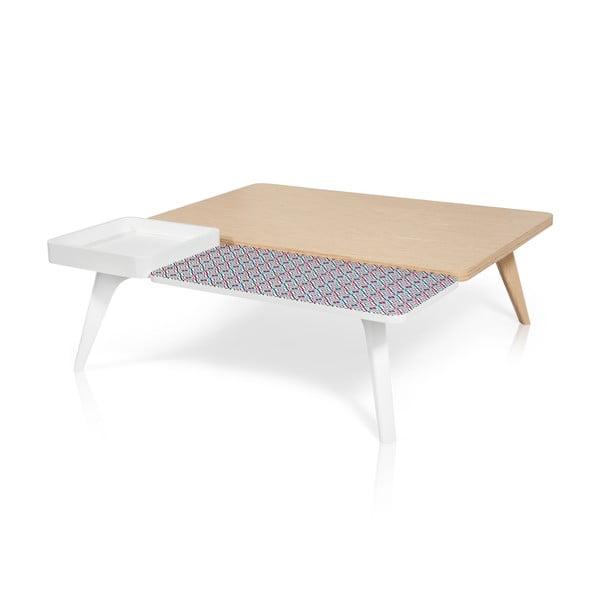 Konferenčný stolík Bo-em AL2, 110x110cm