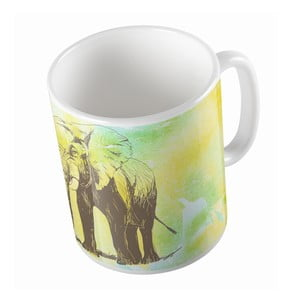 Keramický hrnček Butter Kings Pencil Elephant, 330 ml