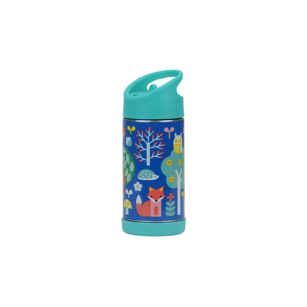 Termoska Petit collage Woodland, 350 ml