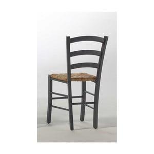 Sivá stolička zborovicového dreva SOB Palerma