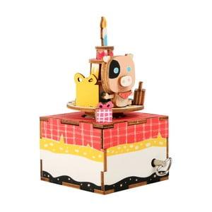Drevená muzikálna hračka Legler Birthday