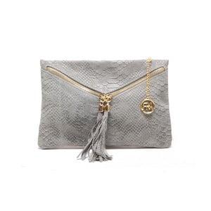 Listová kabelka Tina 808 Grigio