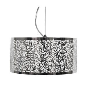 Stropné svítidlo Silver Black