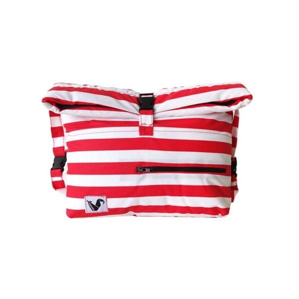 Vodeodolné vrecko na veci Pocket Red Stripes