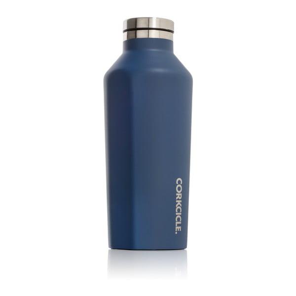 Cestovná fľaša Root7 Blue Steel Small