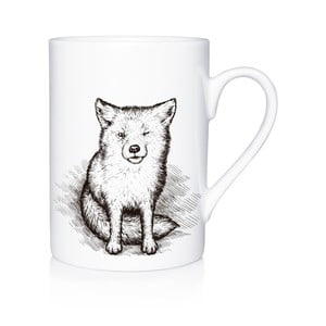 Porcelánový hrnček We Love HomeLittle Fox, 300 ml