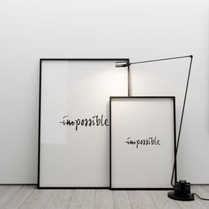 Plagát (im)possible, 50x70 cm