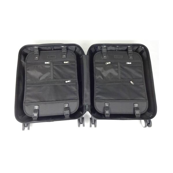 Set 3 cestovných kufrov Victorio Negro