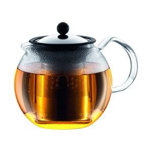 Kanvica na čaj so sitkom Assam, 1 l